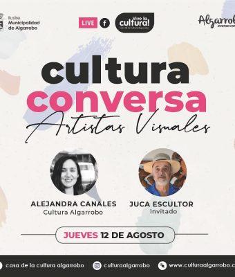 CULTURA CONVERSA /   CON ARTISTAS VISUALES